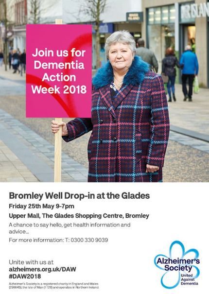 Dementia Action Week 2018