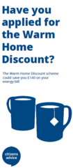 warm home discount leaflet